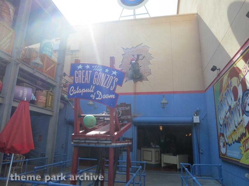 Muppet Vision 3D at Disney California Adventure
