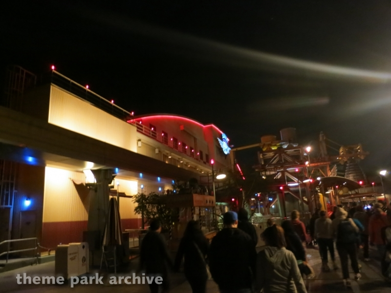 Soarin' Around The World at Disney California Adventure