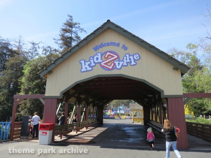 Kidzville at California's Great America