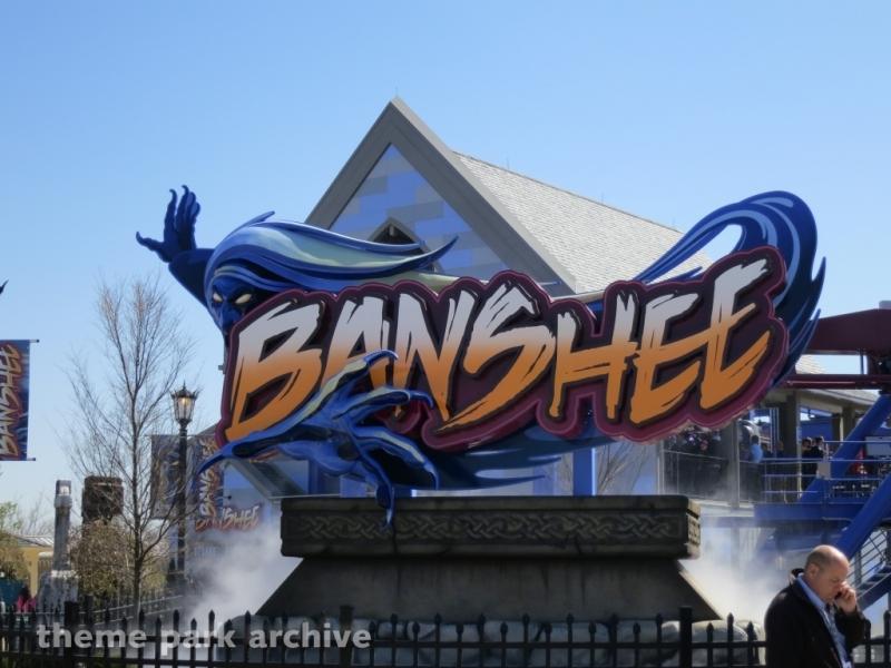 Banshee at Kings Island