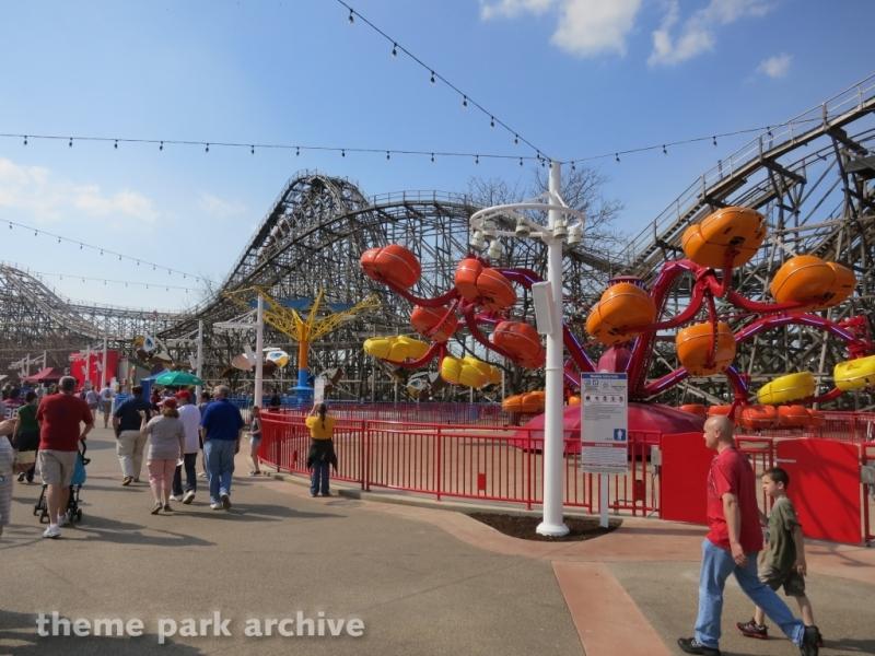Monster at Cedar Point