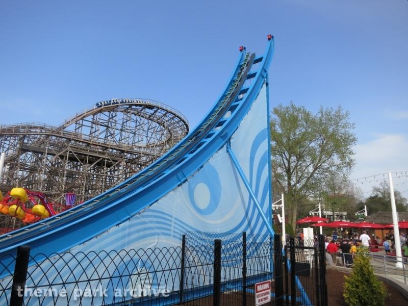 Pipe Scream at Cedar Point