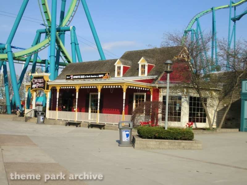 Chickie's & Pete's at Cedar Point