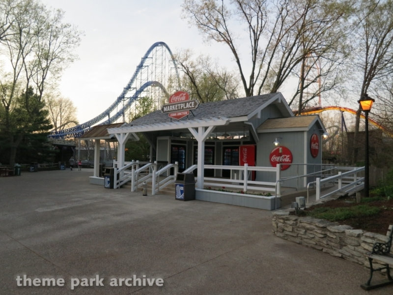 Frontier Trail at Cedar Point