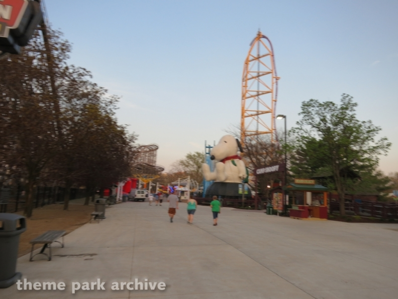 Gemini Midway at Cedar Point