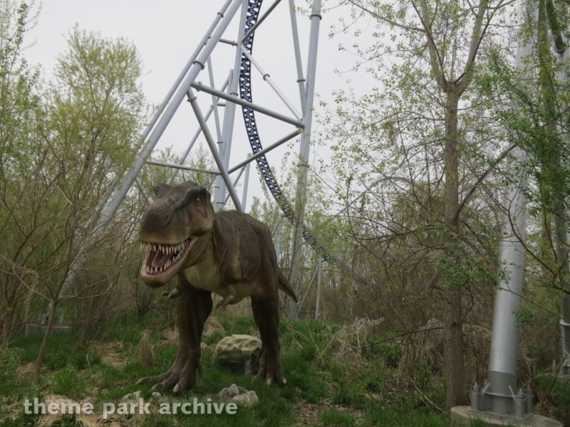 Dinosaurs Alive at Cedar Point
