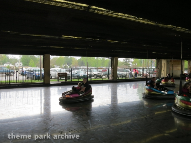Dodgems at Waldameer Park