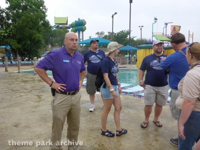 Aquatica at Sea World San Antonio
