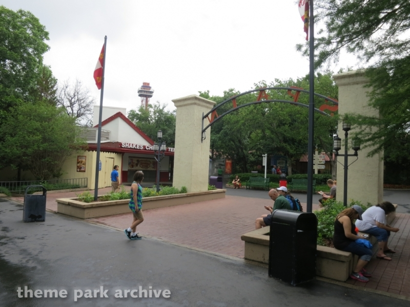 Spain at Six Flags Over Texas