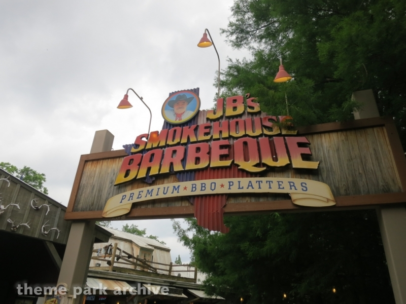 JB's Smokehouse Barbeque at Six Flags Over Texas