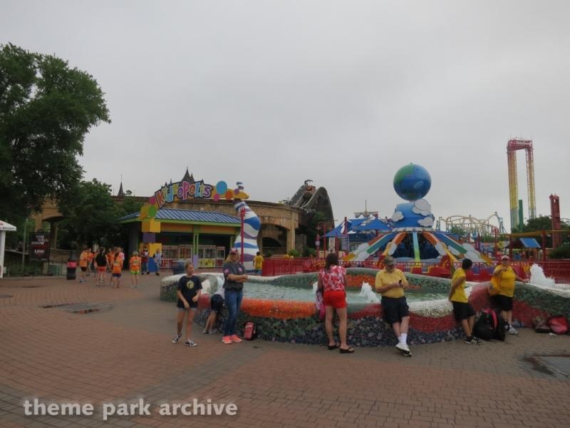 KIDZOPOLIS at Six Flags Fiesta Texas