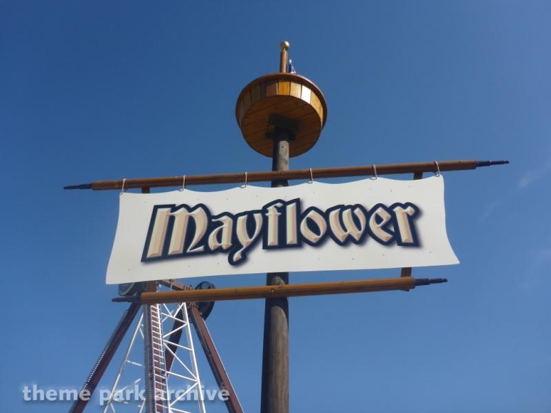 Mayflower at Holiday World