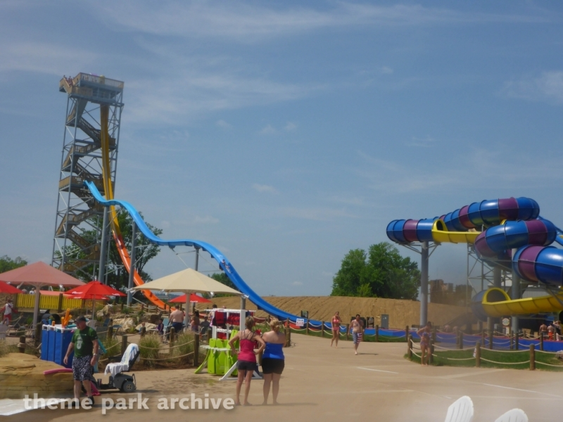 Deep Water Dive at Kentucky Kingdom