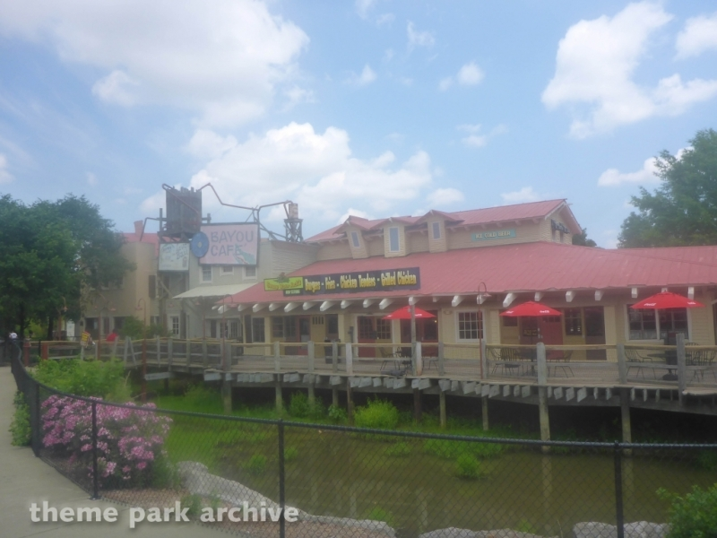 Bayou Cafe at Kentucky Kingdom