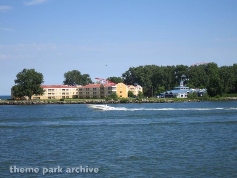 Sandcastle Suites at Cedar Point