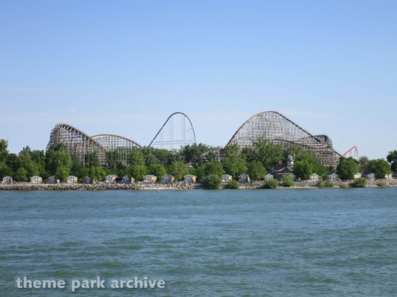 Mean Streak at Cedar Point