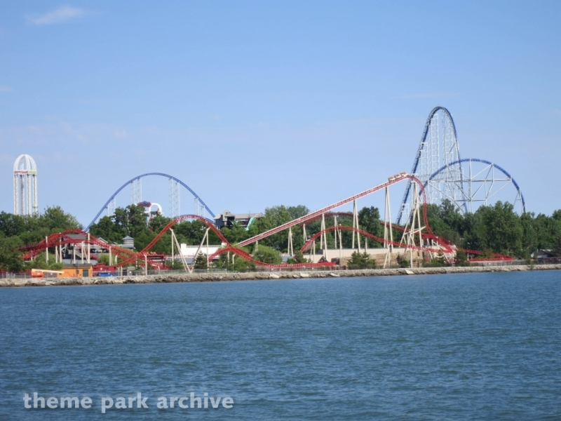 Maverick at Cedar Point