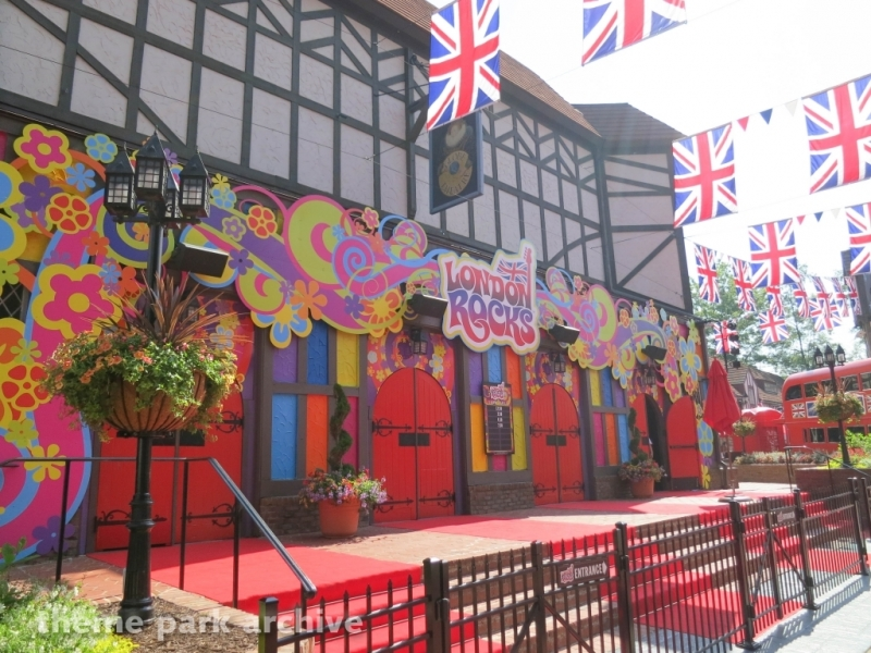 London Rocks at Busch Gardens Williamsburg