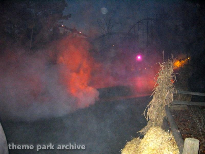 Halloween Haunt at Geauga Lake