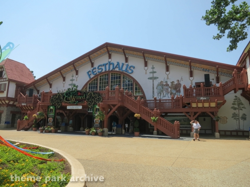 Festhaus at Busch Gardens Williamsburg