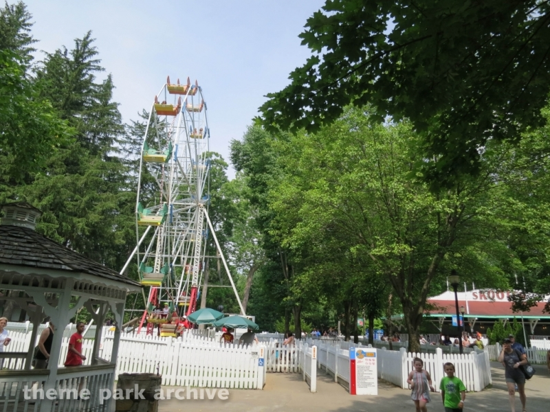 Ferris Wheel at Idlewild and SoakZone