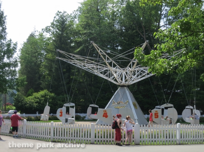 Flying Aces at Idlewild and SoakZone
