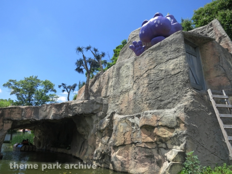 Dragon's Lair at Dutch Wonderland