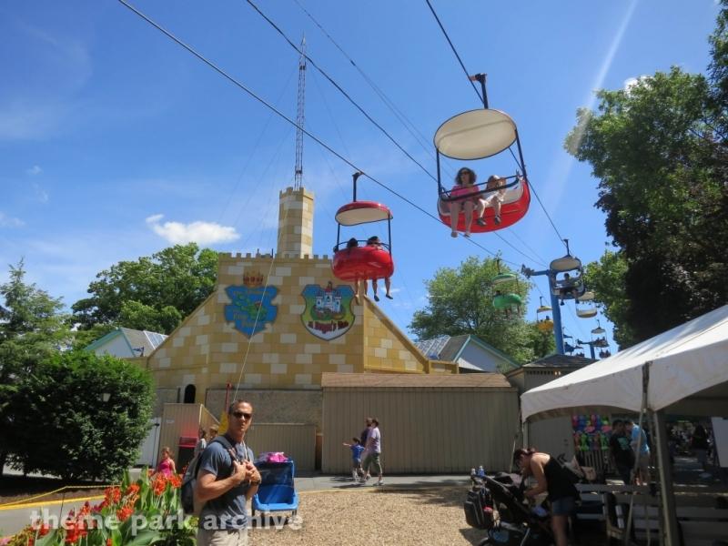 Sky Ride at Dutch Wonderland