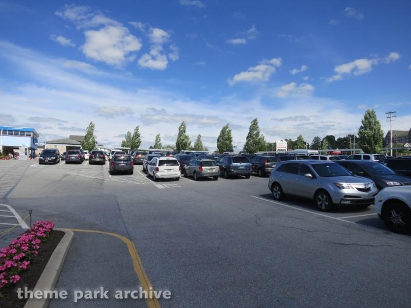 Parking at Dutch Wonderland