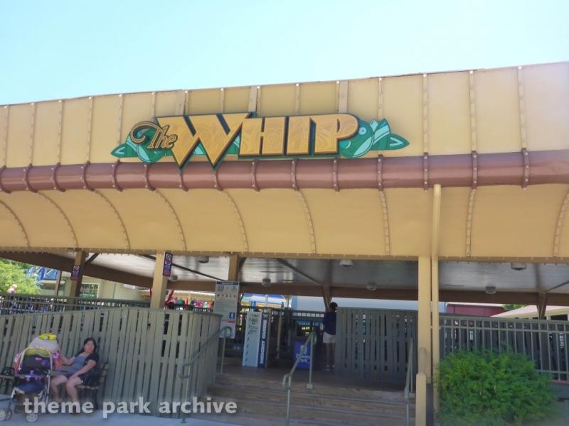 The Whip at Dorney Park