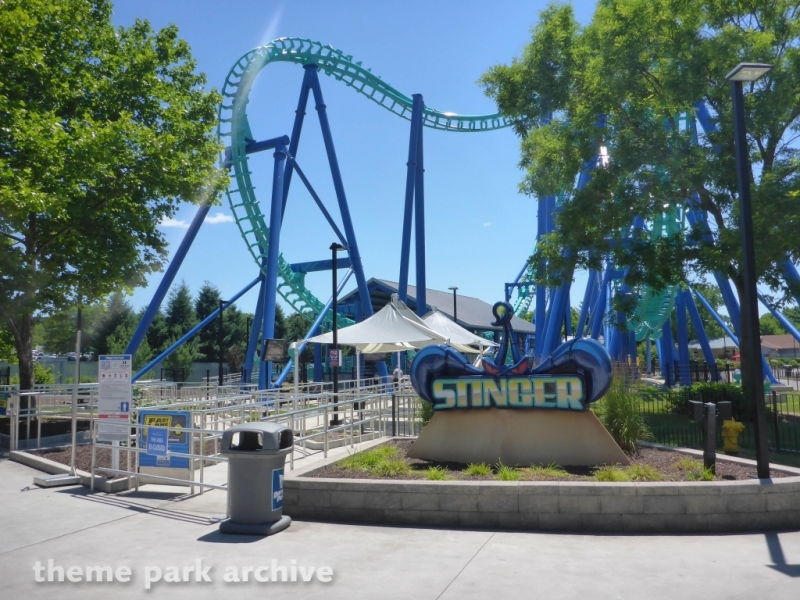 Stinger at Dorney Park