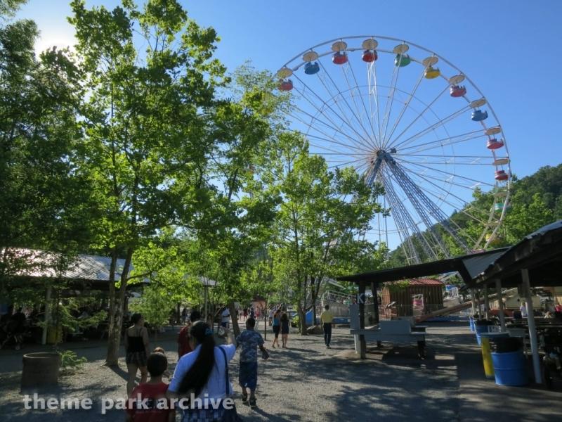 Giant Wheel at Knoebels Amusement Resort