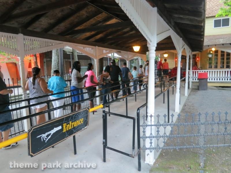 Haunted Mansion at Knoebels Amusement Resort
