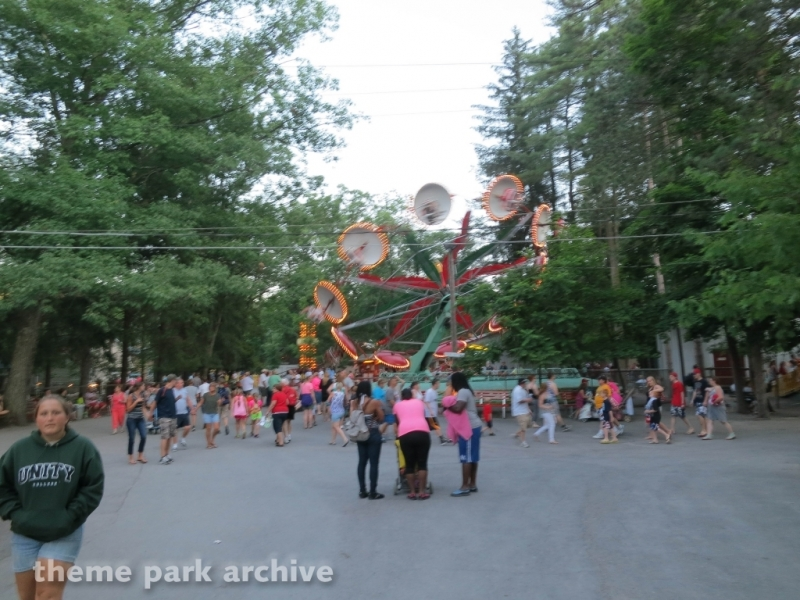 Paratrooper at Knoebels Amusement Resort