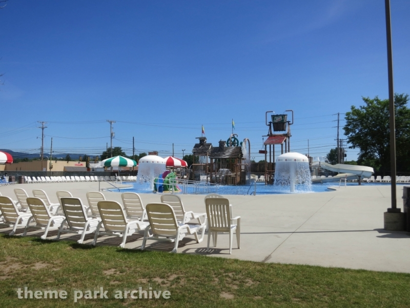 Water Park at DelGrosso's Amusement Park