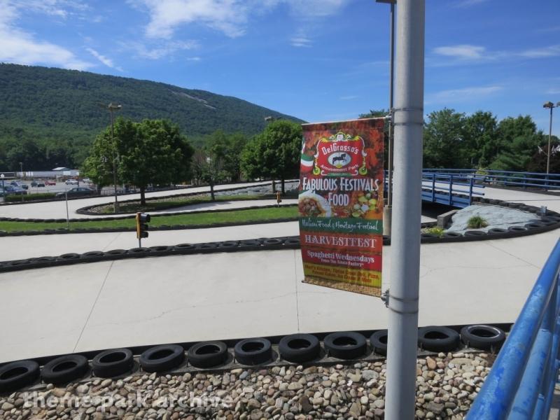 Speedway Go Karts at DelGrosso's Amusement Park