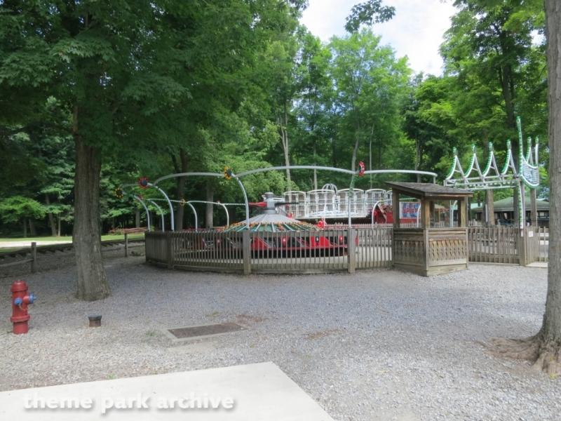 Casino at DelGrosso's Amusement Park