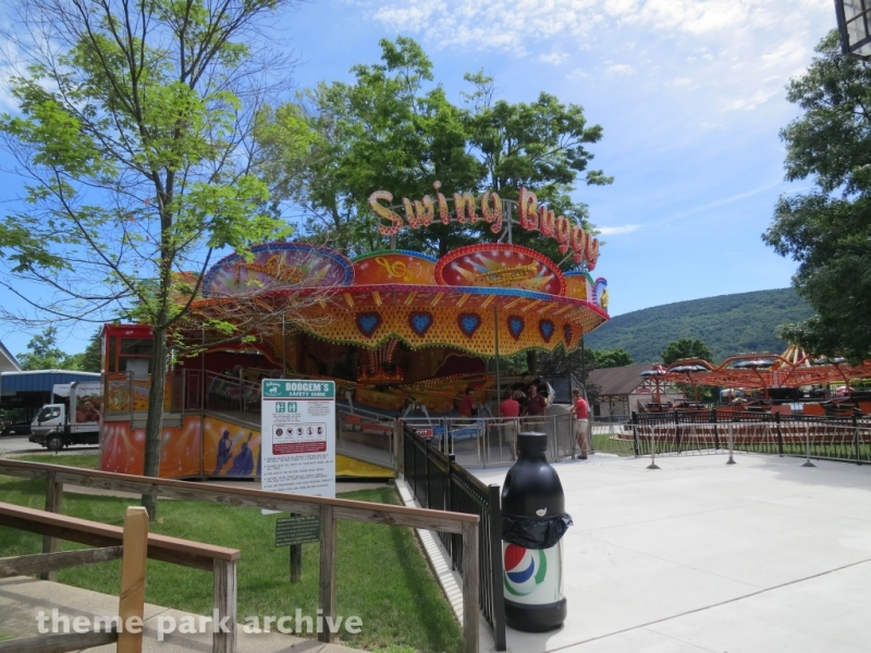 Swing Buggy at DelGrosso's Amusement Park