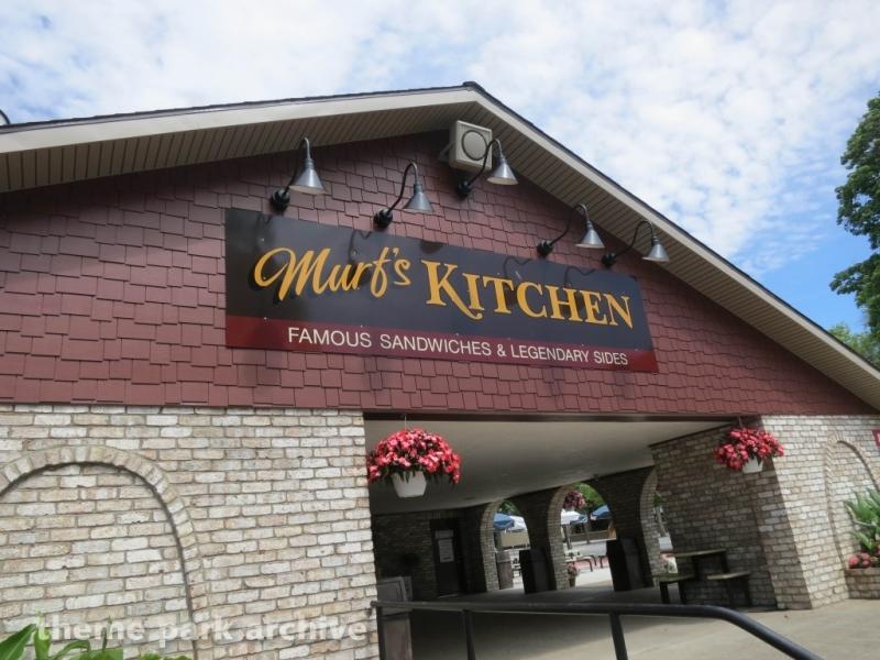 Murf's Kitchen at DelGrosso's Amusement Park