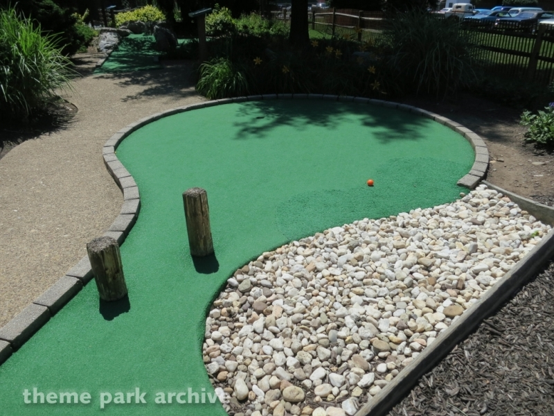 Championship Miniature Golf at DelGrosso's Amusement Park