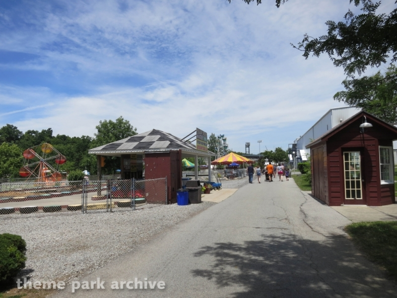 Wagon Rental at Lakemont Park