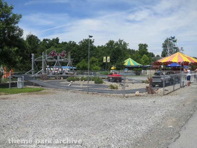 4x4 at Lakemont Park