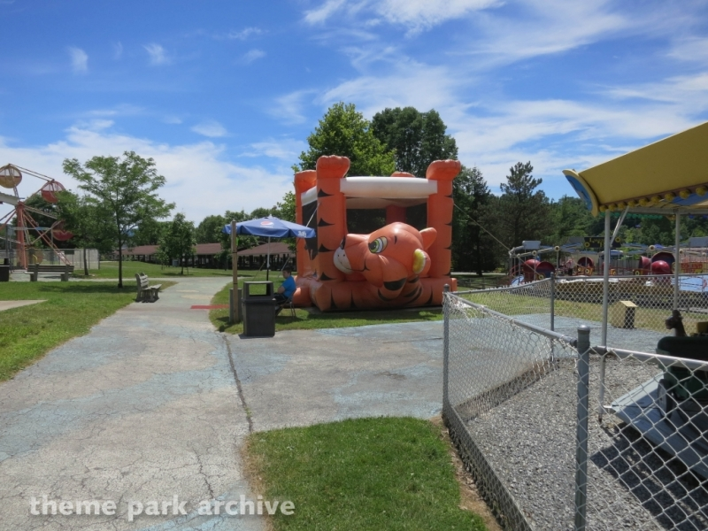 Tiger Bounce at Lakemont Park