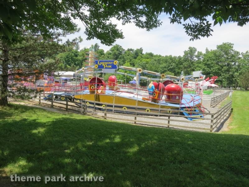 Tilt A Whirl at Lakemont Park