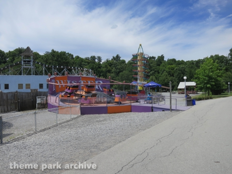 Twister at Lakemont Park