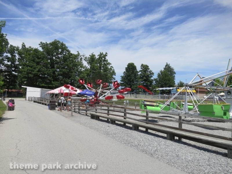 Scrambler at Lakemont Park