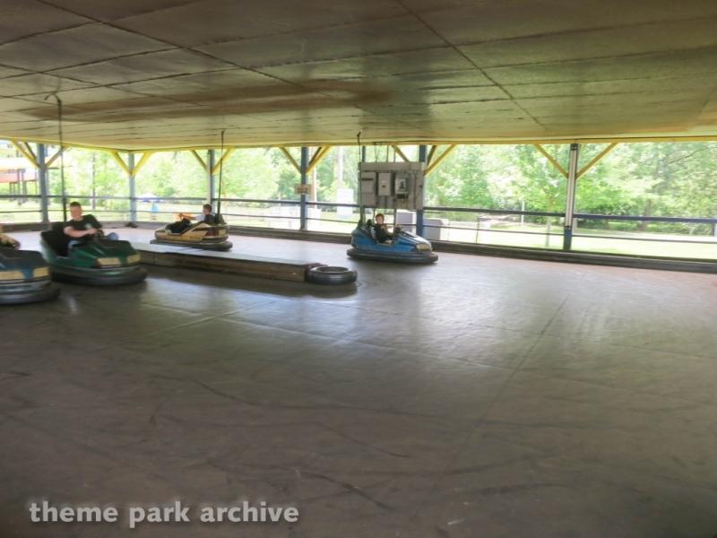 Bumper Cars at Lakemont Park