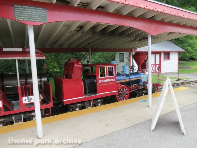 Train at Lakemont Park