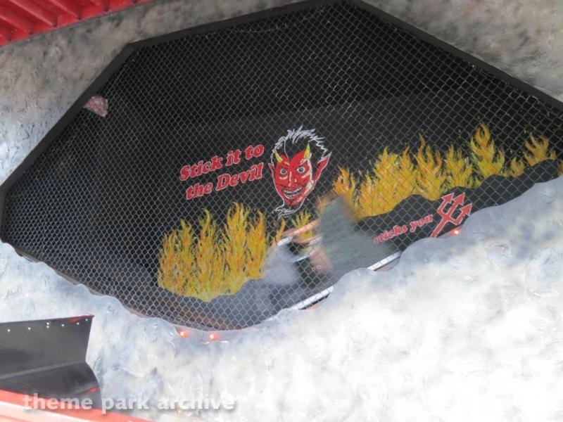 Devils Den at Conneaut Lake Park
