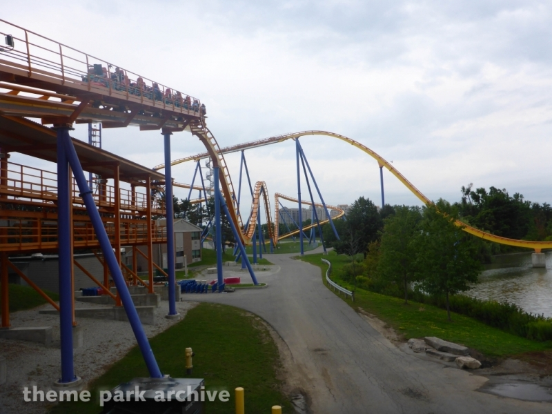 Behemoth at Canada's Wonderland